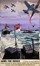 Navy Great Britain Collectable WWII Military Prints