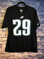 Nike NFL Regular Fit Philadelphia Eagles #29 Murray T-shirt Size XL🏈🦅free Ship