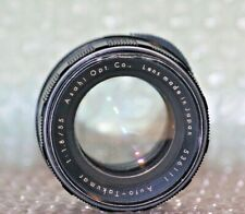 Obiettivo Asahi Auto Takumar 55mm f1.8 ASAHI Standard Prime Lens Pentax K mount
