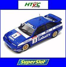 SCALEXTRIC FORD SIERRA RS #2 ESSO BTCC 1990 LABATT´S TIM HARVEY SUPERSLOT H3867