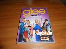 Glee: Season 2, Vol. 2 (DVD, 2011, 4-Disc Widescreen) Used second 2nd Two