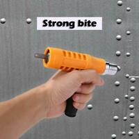 Electric Rivet Nut Gun Riveting Tool Cordless Insert Riveter Adapter Tool Kit