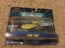 Star Trek Micro Machines U.S.S. Stargazer MOC Rare!! 65961