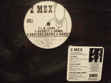 "2MEX / 2 MEX - L.A. (LIKE...) (12"")  2001!!  RARE!!  SICK JACKEN!!  VISIONARIES"