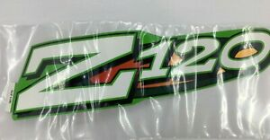 GENUINE ARCTIC CAT 3611-670 SNOWMOBILE 2000 Z120 RIGHT HAND HOOD DECAL