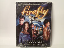 Firefly The Official Companion Vol. #2 Titan Books 2007 Joss Whedon Fl