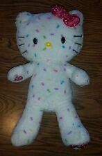 Hello Kitty 40th Anniversary Limited Edition Stuffed Animal Plush Build-A-Bear