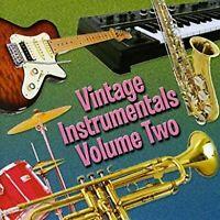 Vintage Instrumentals Vol. 2 By VARIOUS ARTISTS , Music CD