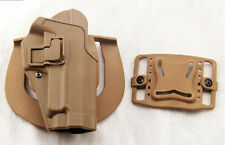Tactical Serpa Concealment Right-Hand Holster For SIG SAUER P226 P228 P229 Tan