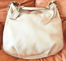 PRADA MILANO Donna Borsa Bag in Pelle a Spalla con Manico e Zip Made in Italy