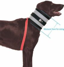 "Pet Supply Bite-Not Collar 7"" Dog Collar Vet Sutures Protect Chewing Doberman"