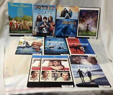 10 Movie Backer Cards Memorabilia Award Winners, Unique, Spec. Interest Lot 015