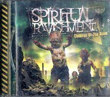 SPIRITUAL RAVISHMENT Children of the Atom CD Ottime Condizioni