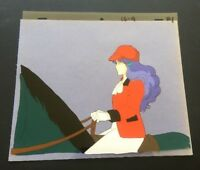 HELLO! LADY LYNN - Vivian Spencer Equestrian anime cel B2