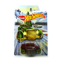 Hot Wheels W3099-61 Rockster rot - Winter Serie Maßstab 1:64 / 3 Inch NEU! °