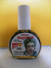 Jofrika Disco Nagellack schwarz
