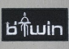 b'Twin Bicycle Patch (iron-on)