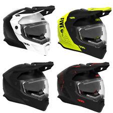 509 Delta R4 Ignite Helmet w/Fidlock DOT ECE Certified Dual Pane Heated Shield