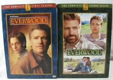 Everwood - The Complete 1ST & 2ND (DVD, 2004,2005) LOT OF 2 SEASONS 1 & 2