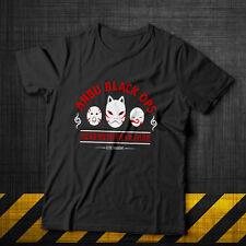 Anbu Black Ops Elite Shinobi Ninja Konoha Hidden Village Black Men's T-Shirt