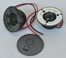 MOREL SUPREMO PICCOLO v2 HIGH-END TWEETERS, NEW GENUINE, BEST IN CAR-AUDIO WORLD