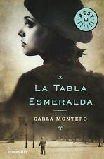 Tabla Esmeralda by Carla Montero (2014, Paperback)