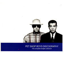 PET SHOP BOYS / DISCOGRAPHY - THE COMPLETE SINGLES COLLECTION