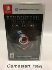 RESIDENT EVIL REVELATIONS COLLECTION NINTENDO SWITCH NEW REGION FREE
