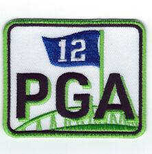 🏈2018 Seattle Seahawks Owner PAUL ALLEN Memorial Jersey PATCH - PGA 12th Man