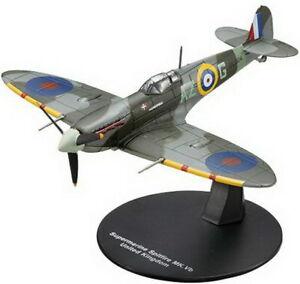 Supermarine Spitfire Mk. VB, No. 234 Squadron 1942 1:72 Scale Diecast Model LG09