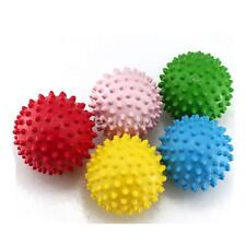 Spiky Massage Ball Roller Reflexology Hand Foot Body Stress Relief Fitness US