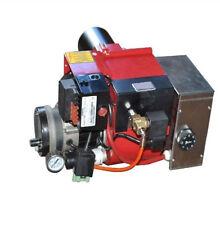 Universal Pflanzenöl Heizöl Altölbrenner 17-50KW inkl. Kompressor