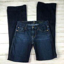 Women's 7 for All Mankind 'A' Pocket Bootcut Jeans sz 24 denim pants