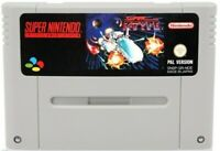 Super Nintendo SNES Super R-Type Cartridge VGC PAL - Free Postage