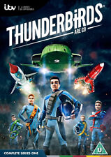 Thunderbirds Are Go: Complete Series 1 DVD (2016) Gerry Anderson cert U 4 discs