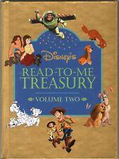 Disney's Read-to-Me Treasury Vol 2 Toy Story, Tarzan, Lady Tramp, Fox Hound New