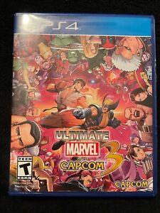 Ultimate Marvel vs Capcom 3 (Sony PlayStation 4 / PS4) Lightly Used