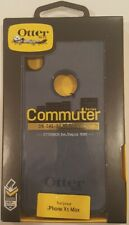 OtterBOX Commuter iPhoneXs Max - Protective Case BLUE Brand New Retail Package