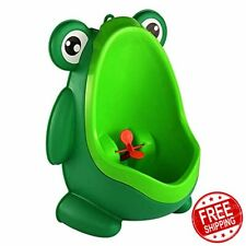 Frog Potty Training Urinal for Toddler Boys Toilet,Removable Toilet Pee Trainer
