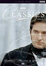 BBC CLASSICS : DESPERATE ROMANTICS/LORNA DOONE/SCARLET & BLACK  - DVD - Region 2