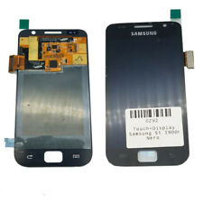 DISPLAY LCD SCHERMO + TOUCH SCREEN SAMSUNG S1 I9000 NERO ORIGINALE NUOVO