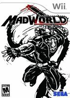 MadWorld - Nintendo  Wii Game