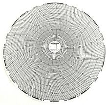 """Dickson Circular Paper Chart 8"""" +5 to +40 7 day C479 (60-pack)"""