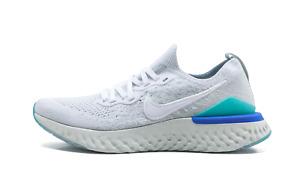Nike Epic React Flyknit 2 Running Shoes Size UK  8.5 EU 43