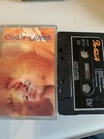 CYNDI LAUPER TRUE COLORS 1986 UNIQUE RARE EXYUGO CASSETTE TAPE