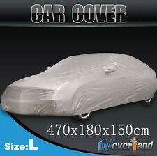 L Full Car Cover Waterproof Sun UV Snow Dust Rain Protection For Toyota Camry