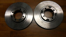 Mazda 626 III  Bremsscheiben Paar vorne von Textar NEU 98200061801