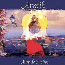 ARMIK - Mar De Suenos - Flamenco Guitar, 2005 CD, NEW