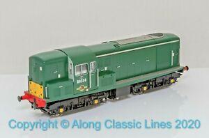 Heljan 1511, 00 Gauge, Class 15-Bo-Bo Diesel Locomotive D8234 BR Green SYP