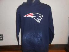 NEW-Minor Flaw New England Patriots Youth Size XLarge XL(18/20) Hoodie